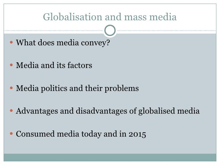 consumption and mass media worksheet essay I tried to present several views on consumption and consumerism to get a full the power of mass media grew sample essays persuasive essay on consumerism.