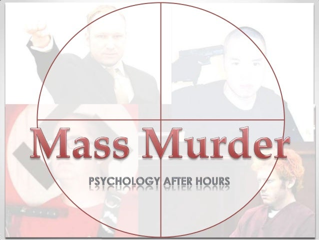 Types of Killing               Legal/             JustifiableHomicide                    Single    Serial              Mur...