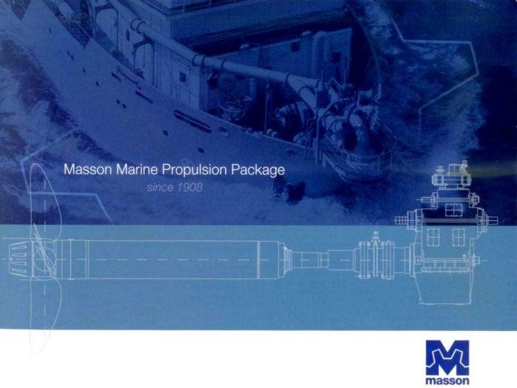Masson Marine 2011