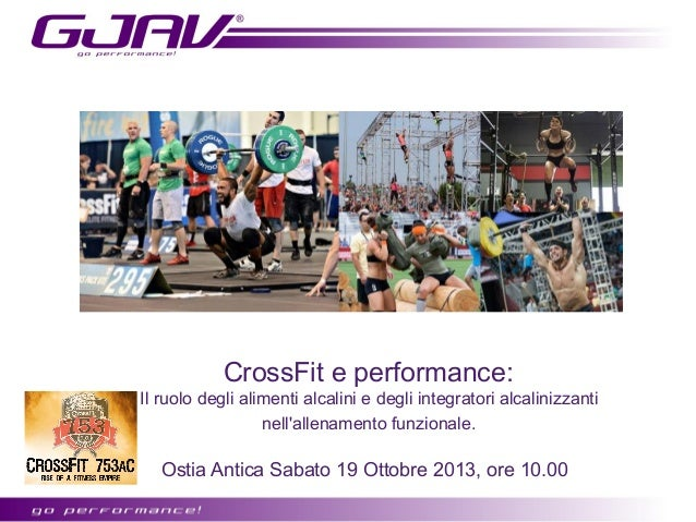 CrossFit e performance