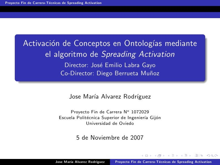 Master Thesis Slides