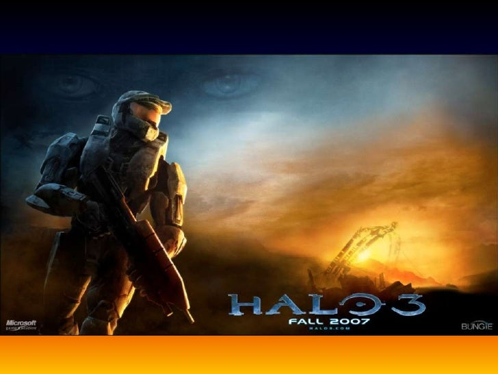 Master Chief Arrives On The Scene In Halo 3 Design Slide