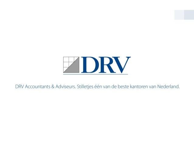 DRV Masterclass Visie en leiderschap in het ontwikkelen van talent
