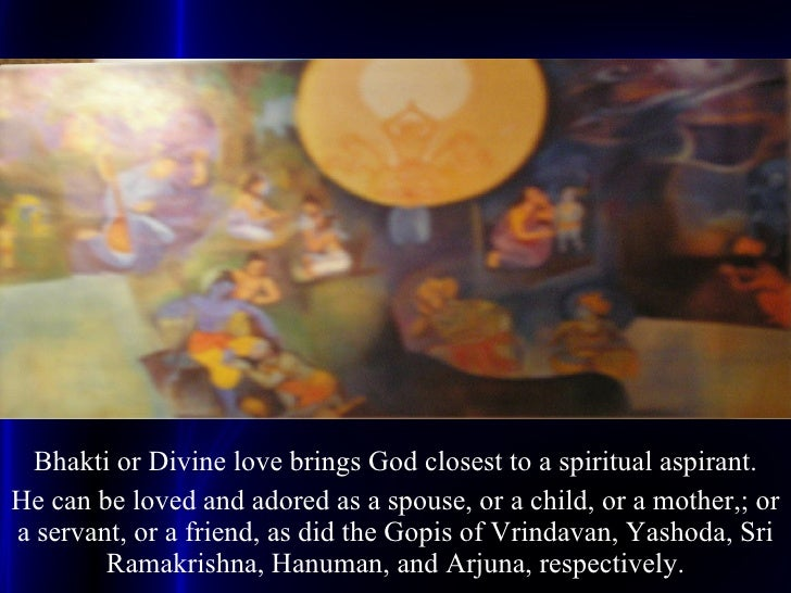 saguna and nirguna bhakti in classical By religious devotion or bhakti to the various forms and  virasaivism is the  classic case of a confessional  bhakti the nirguna-saguna distinction is fun.