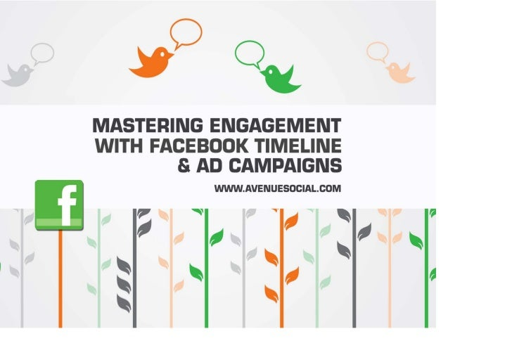Mastering Engagement Using Facebook Timeline Ads