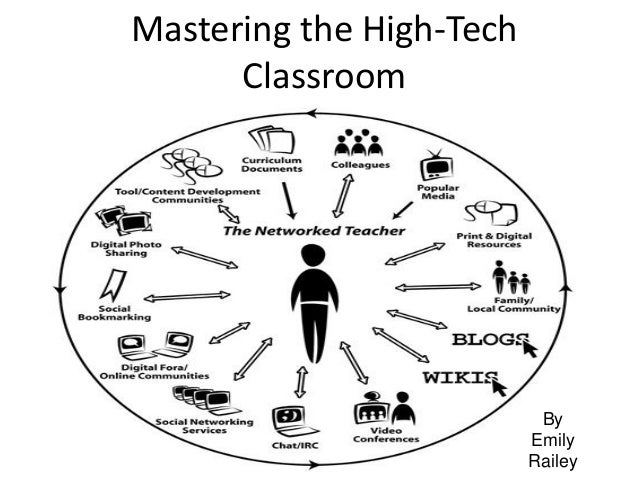 Mastering the High-Tech Classroom  By Emily Railey