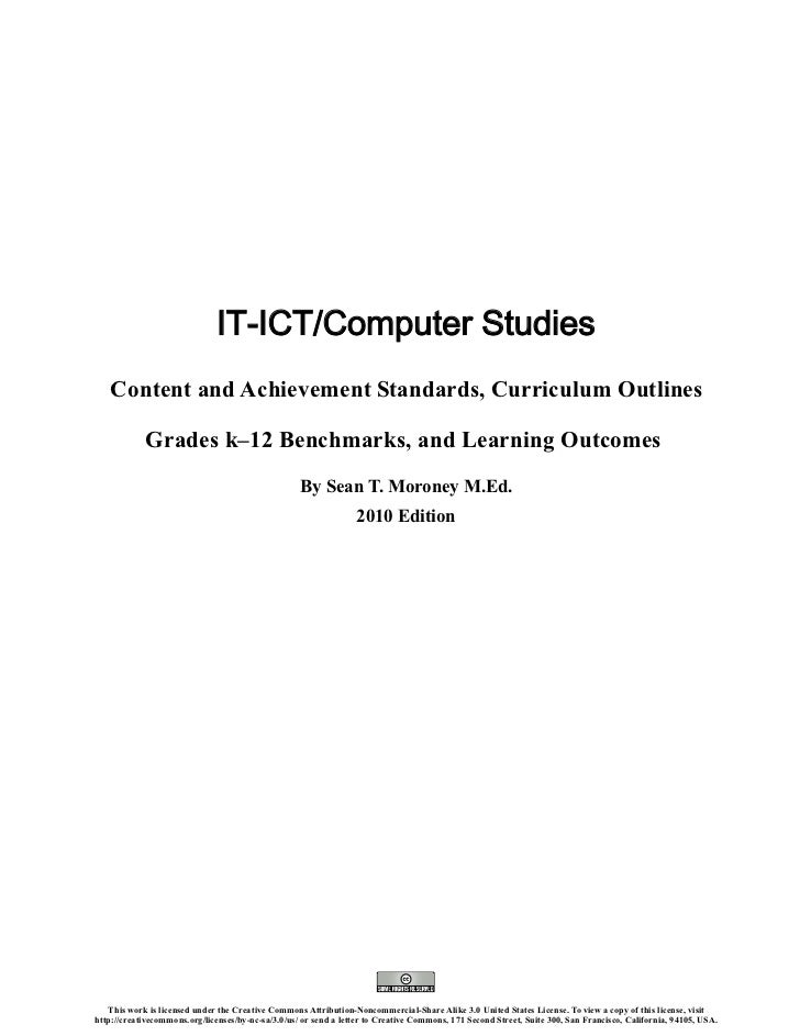 Master.ISTE.NETSbasedICT-IT.curriculum-2010 edition-edited