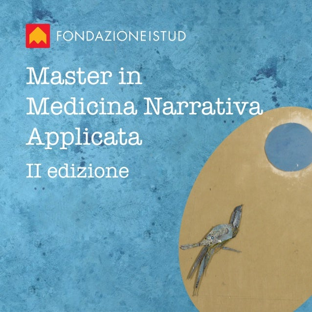 Master in Medicina Narrativa Applicata