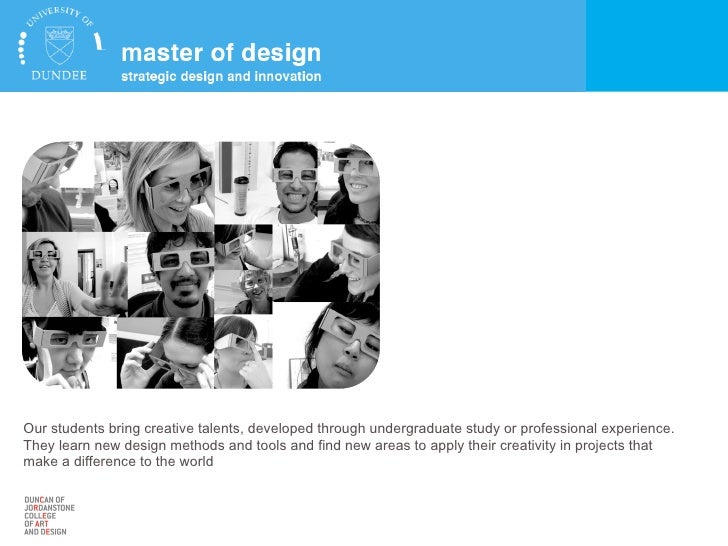 Master of design_dundee