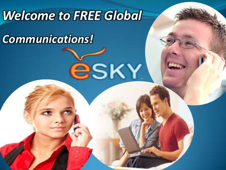 Master presentation for e sky voip worldwide