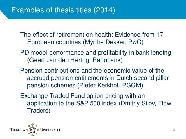 Quantitative finance phd thesis