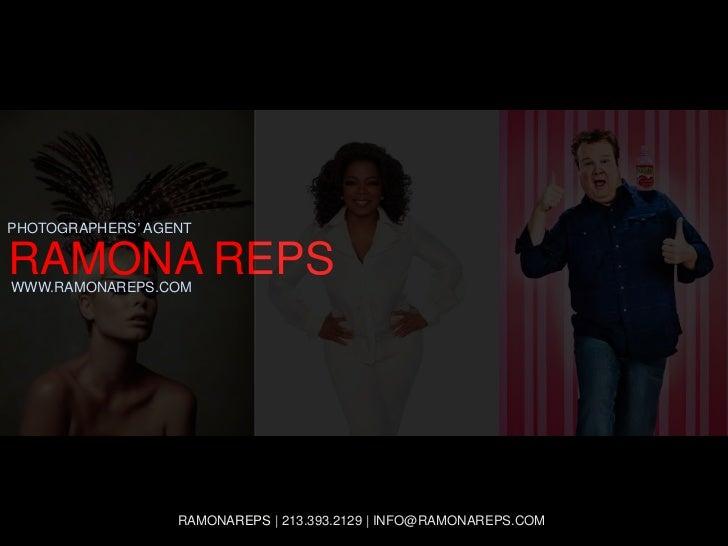 Ramona Reps - PROFILE