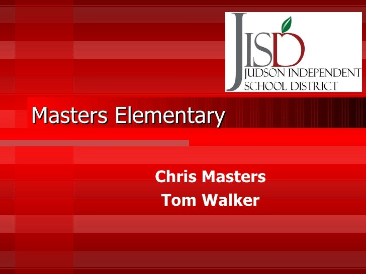 Masters Elementary