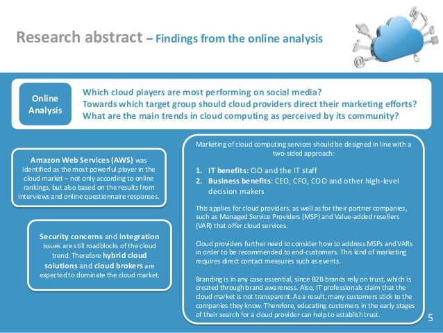 Master thesis search engine marketing