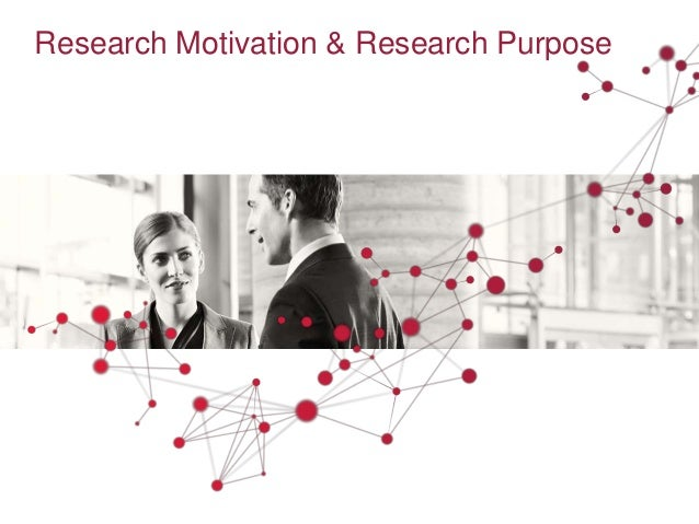 Motivation master thesis