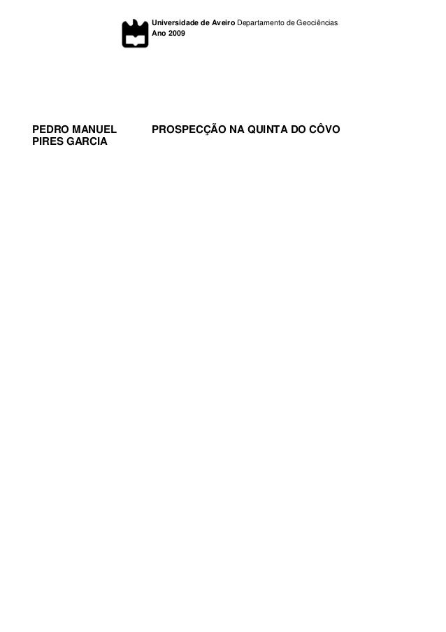 Master thesis 2009