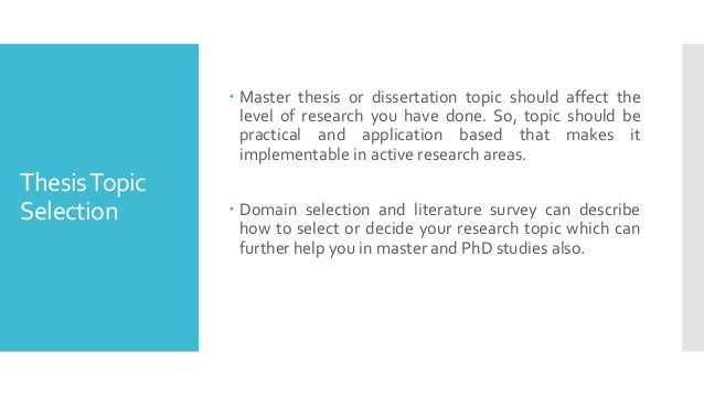 master thesis selection Ethiopian roads authority best master's thesis selection procedures manual prepared for the era sponsored postgraduate students at different local.
