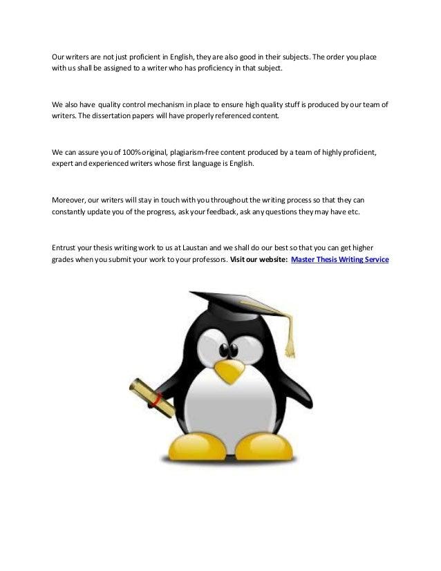 Dissertation statistical services gumtree