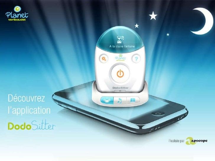 Application iPhone Planet Vertbaudet