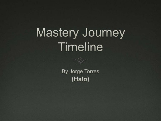 Month 1 – Mastery: Personal Development and Leadership Course Goal: To understand the meaning of mastery and how to achiev...