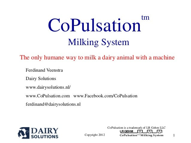 Mastitis and milking machines