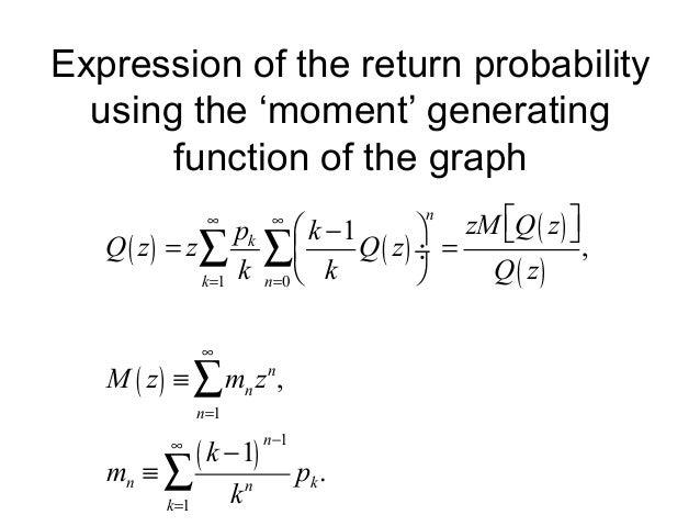 Random Important Looking Equation