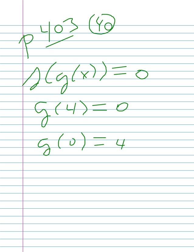 NCC MAT111 2013 SSII: Week IV, Day 03 - Polynomial and Rational Functions!