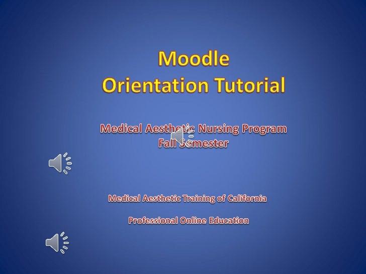 Matc moodle tutorial2