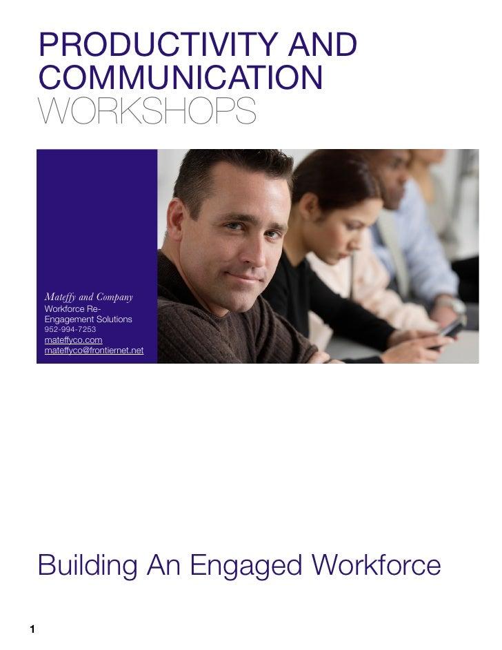 Mateffyco Productivity & Communication Catalogue