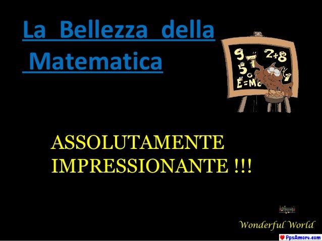 Matematica e-dio