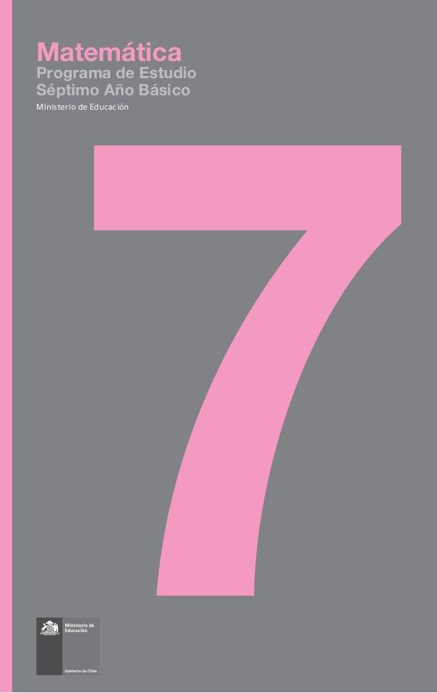Matematica7 b final_web