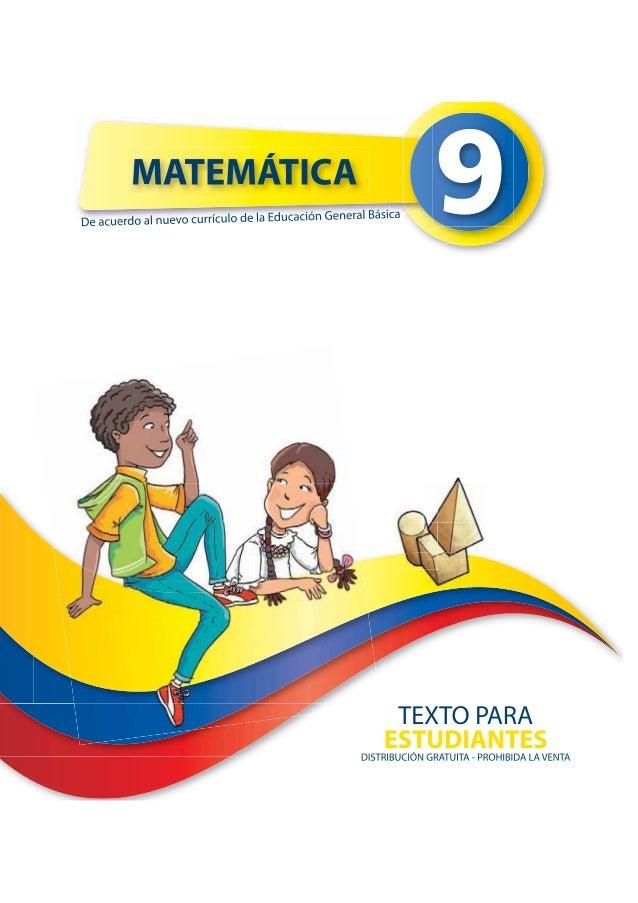 Matematica 9