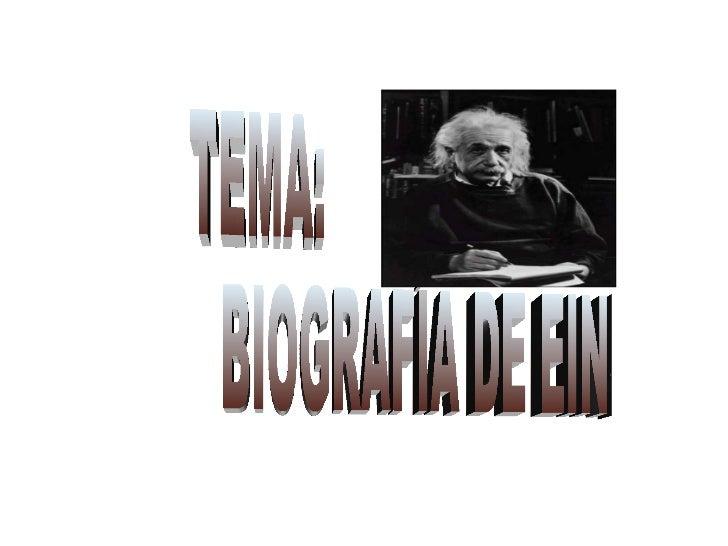 Albert Einstein nació en la ciudad bávara de Ulm el 14de marzo de 1879. Fue el hijo primogénito de HermannEinstein y de Pa...