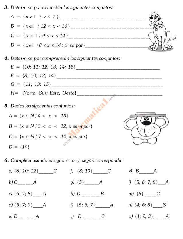 Matematica cuarto grado para imprimir for Cuarto grado de primaria