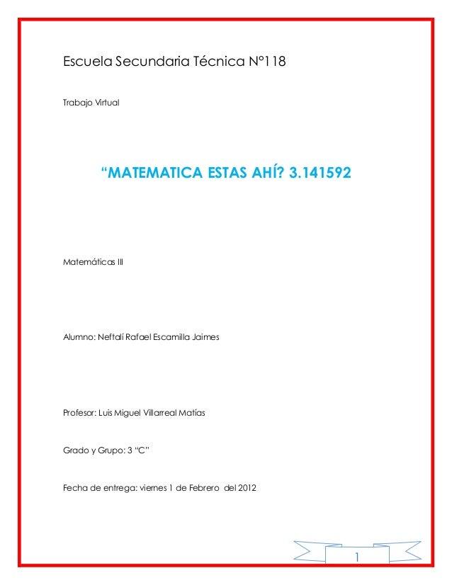 Matematica estas ahi (2)vhggjk