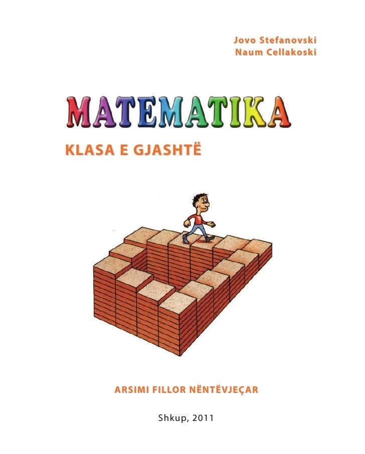Matematika 6 alb