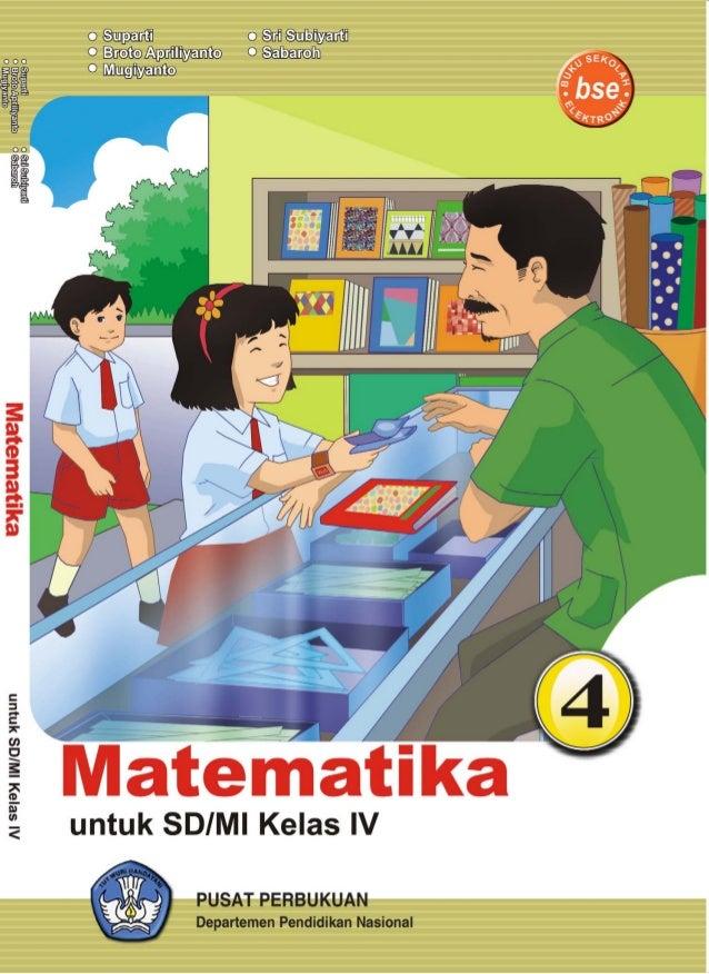 Matematika bse kelas 4 suparti