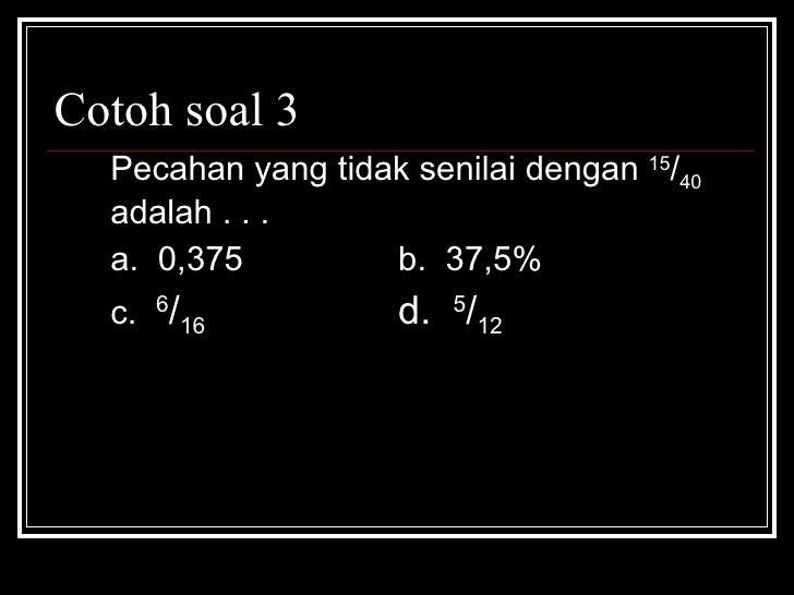 Matematika Kelas 6 Sd