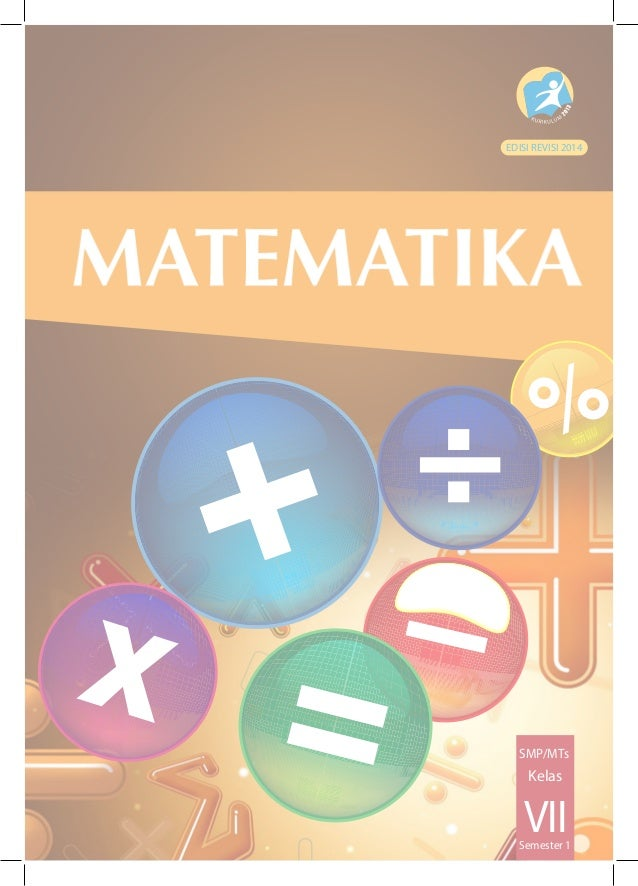 Buku Matematika Kelas Vii Smp Kurikulum 2013