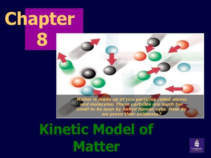 Materi kinetic theory