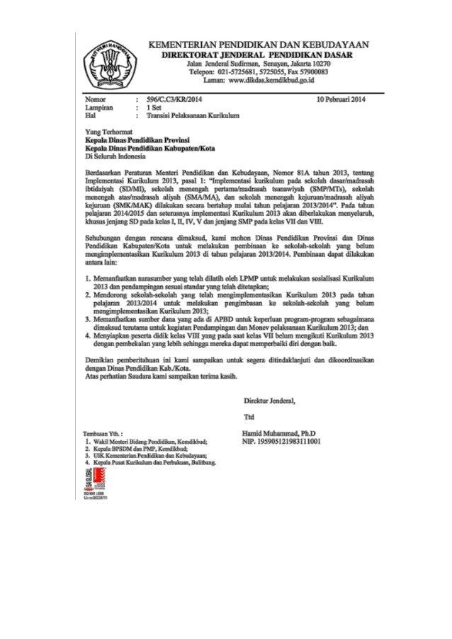 Lampiran Surat Nomor: 596/C.C3/KR/2014 Pemetaan Bahan Matrikulasi SMP Kelas VIII Bagi SMP yang Belum melaksanakan Kurikulu...