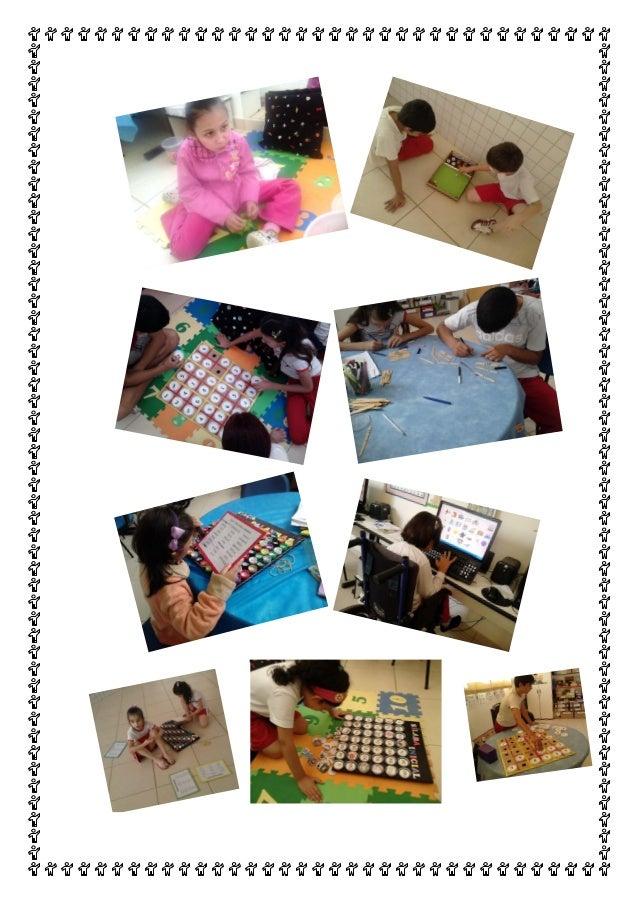Materiais produzidos adaptados pela professora da sala de recursos multifuncionais