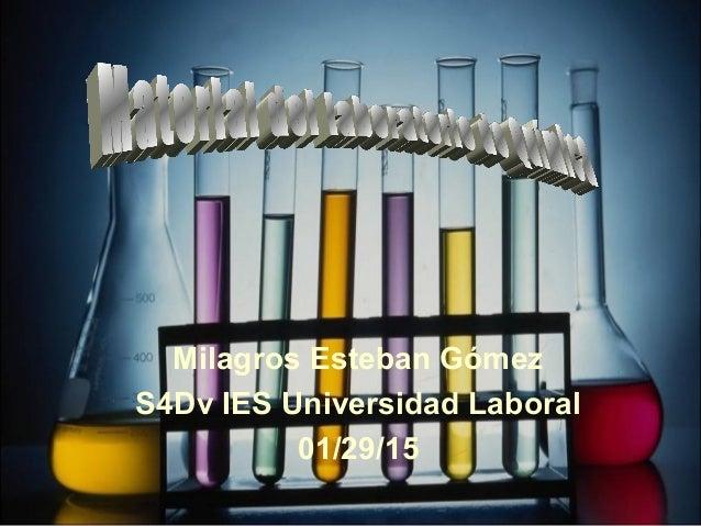 Milagros Esteban Gómez S4Dv IES Universidad Laboral 01/29/15