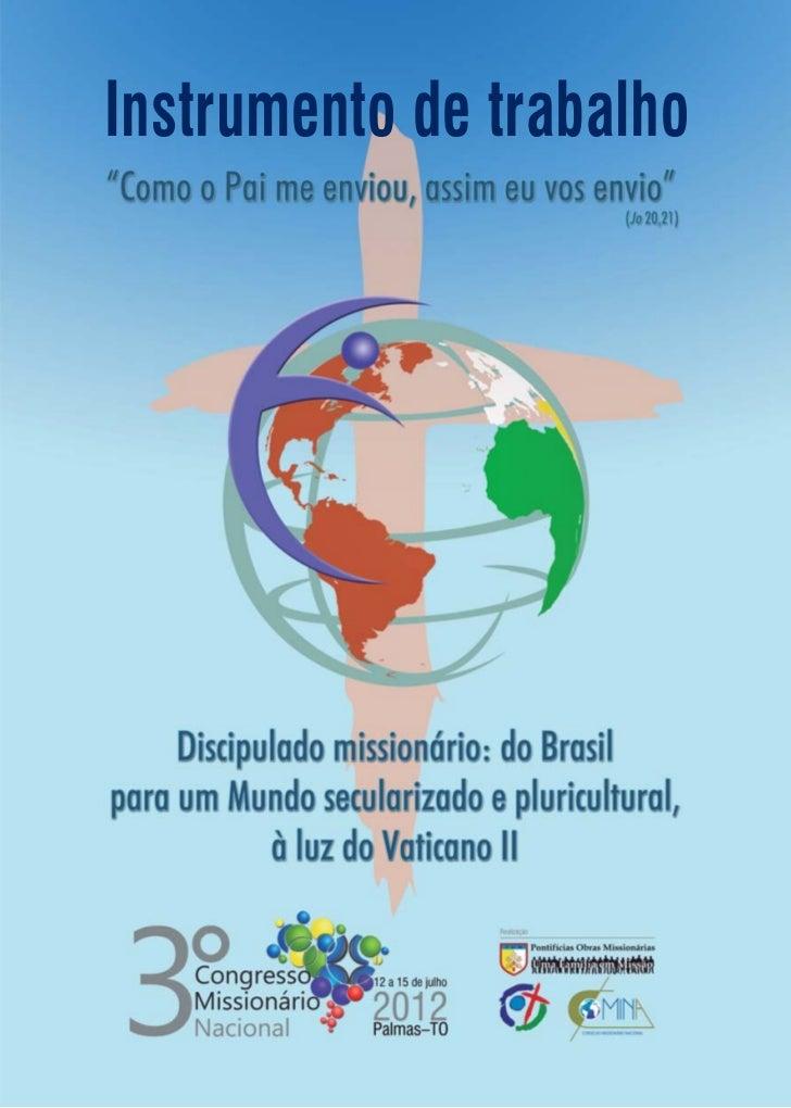 Texto-Base do 3º Congresso Missionário Nacional