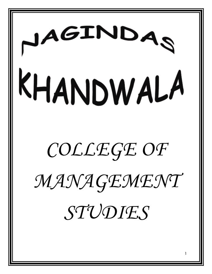 "COLLEGE OF<br />MANAGEMENT <br />STUDIES<br />""COST ACCOUNTING""<br />TOPIC:-<br />MATERIAL MANAGEMENT<br />TEACHER: <br />..."