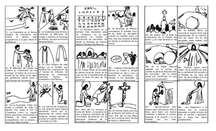 Catholic.net - Semana Santa para niños