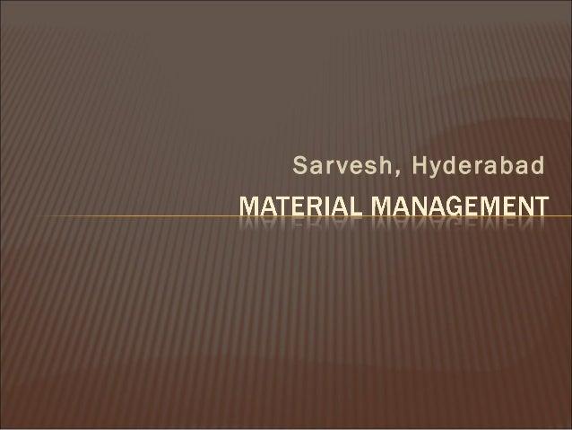 Sar vesh, Hyderabad
