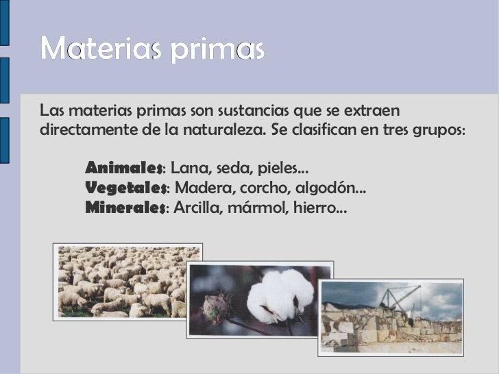 Materias primas y materiales de uso t cnico for De donde se extrae el marmol