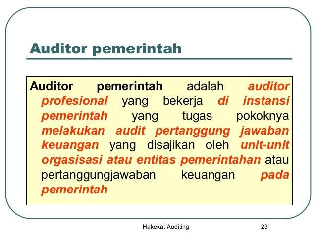 Materi Audit