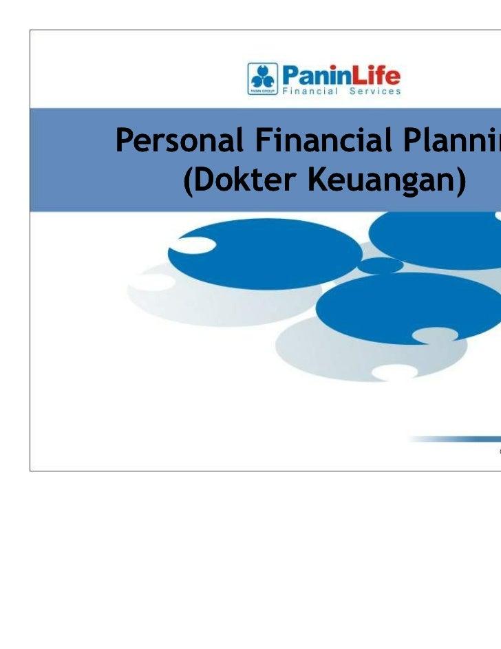 Materi dokter keuangan